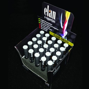 Box of 25 x 200 Puff elan eCigarette (Tobacco Flavour)