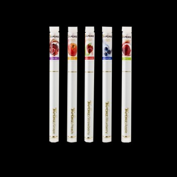 Pack of 5 x 500 Puff Vaporz eShisha Pens (Mixed Flavours)