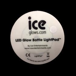 Case of 100 LED Glow Bottle LightPads (Premium)