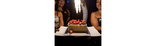 45 Second Cake Sparklers