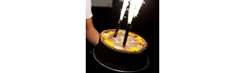 60 Second Cake Sparklers